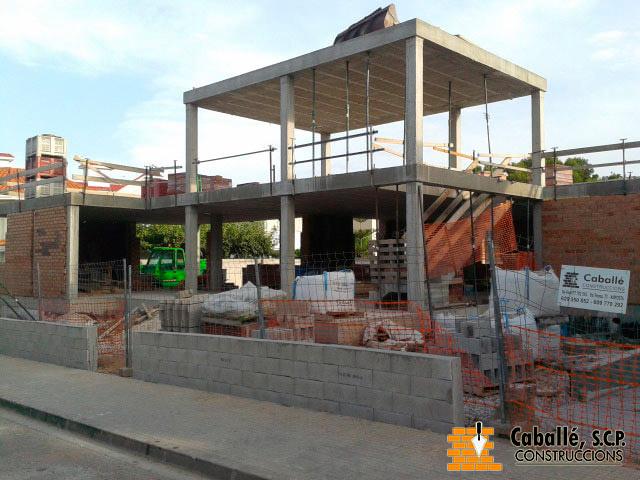 Construcci n casas y edificaciones for Construccion casas hormigon
